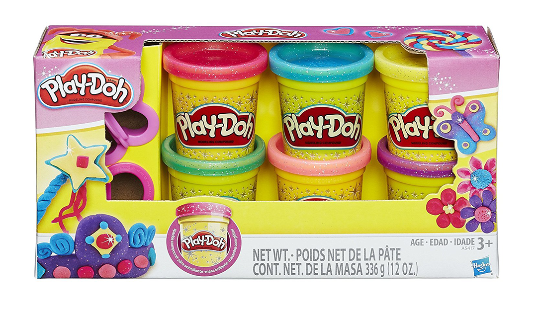 Amazon BEST PRICE: Sparkle Play-Doh