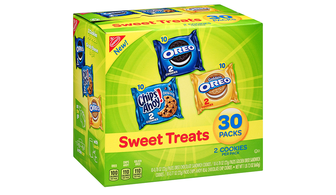 Amazon | GOOD DEAL + SUBSCRIBE & SAVE + COUPON: Nabsico Snack Pack