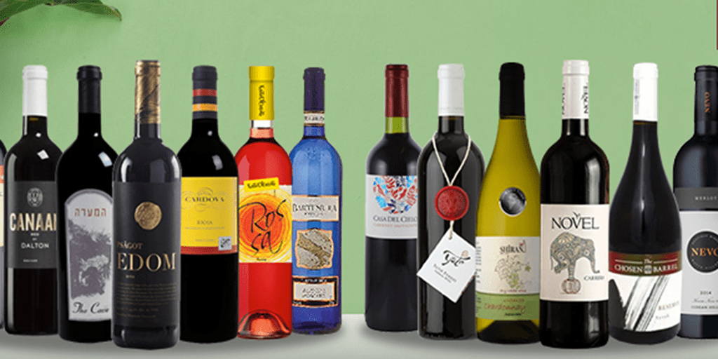 Kosher Wine: $15 off $200 Purchase for 3 Days