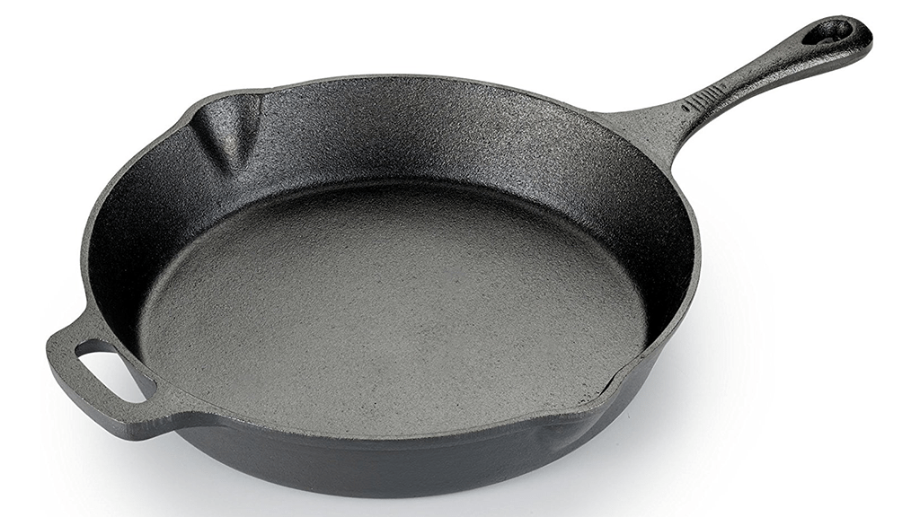 Amazon | BEST PRICE: T-Fal Cast-Iron Skillet