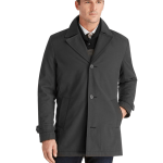 Executive Collection Traditional Fit 3/4 Length Car Coat
