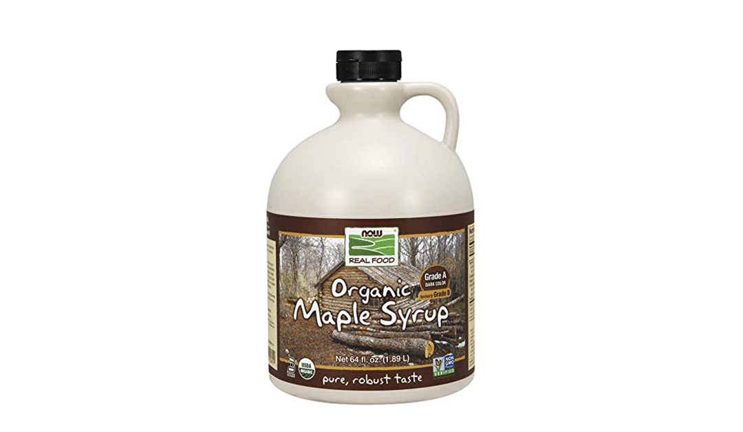 Amazon | BEST PRICE: Organic Maple Syrup