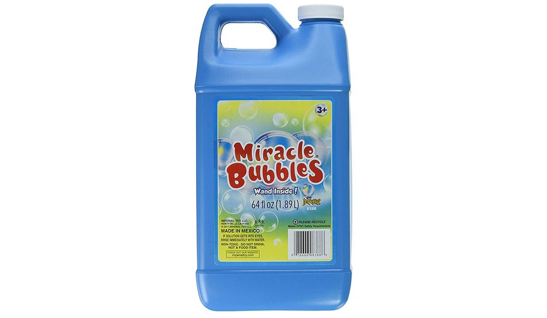 Amazon | BEST PRICE + ADD-ON: Miracle Bubbles