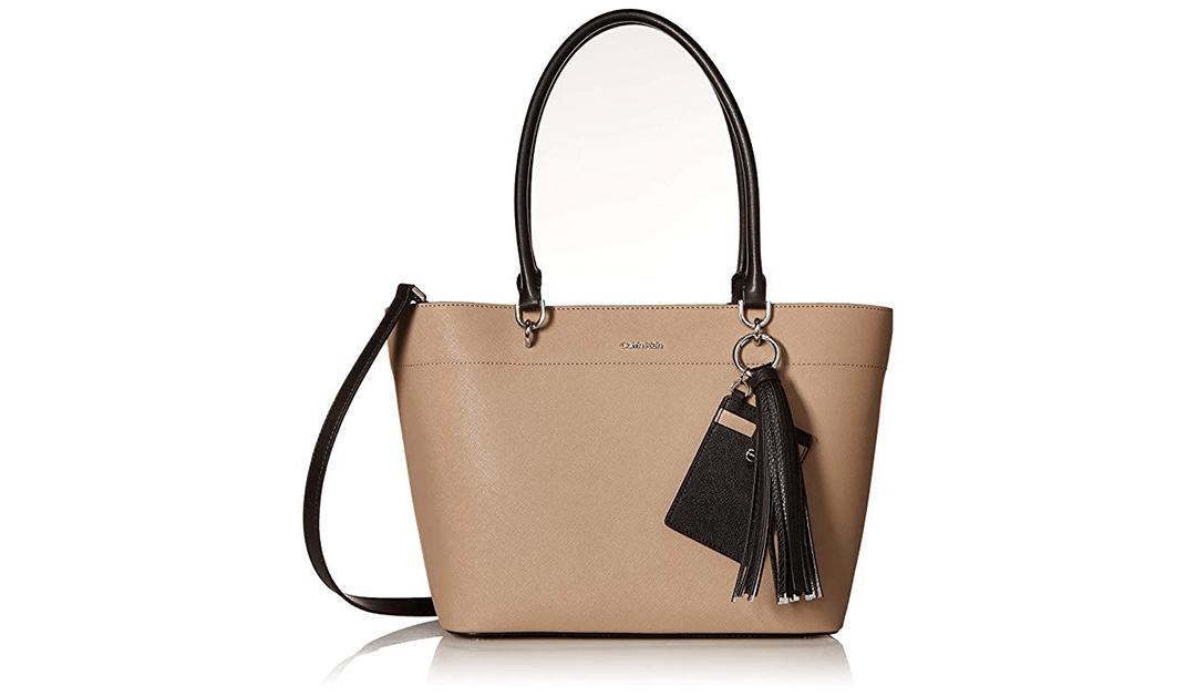 Amazon | BEST PRICE: Calvin Klein Tote