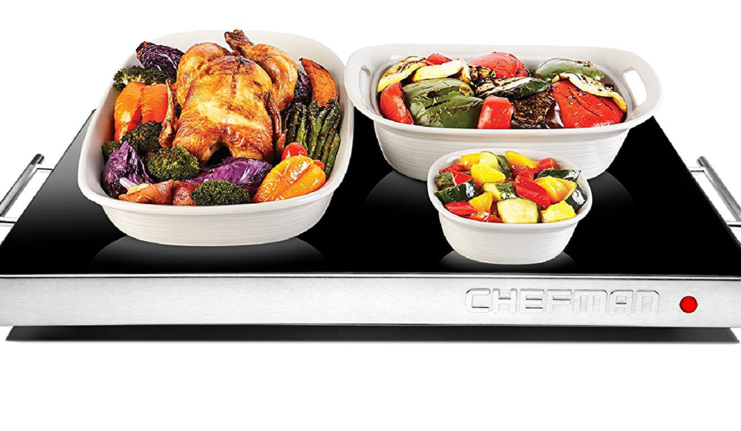 Amazon | BEST PRICE: Chefman Blech / Shabbat Hot Plate