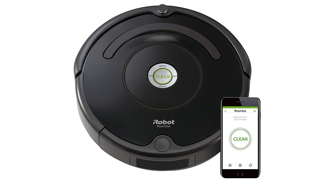 Amazon | GREAT PRICE: iRobot Roomba 671 Robot Vacuum with Wi-Fi Connectivity, Works with Alexa, Good for Pet Hair, Carpets, and Hard Floors