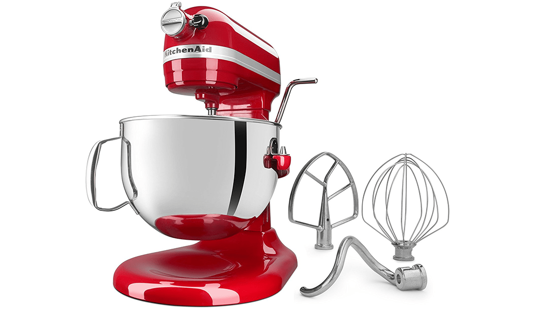 Amazon | BEST PRICE: Kitchen Aid Professional 6 QT Bowl-Lift Stand Mixer