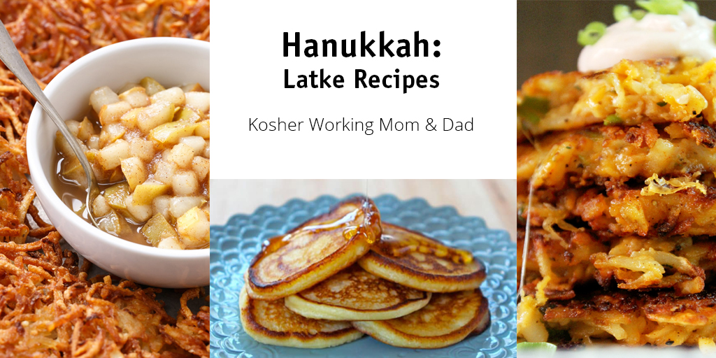 Hanukkah Menu Planning: Latkes