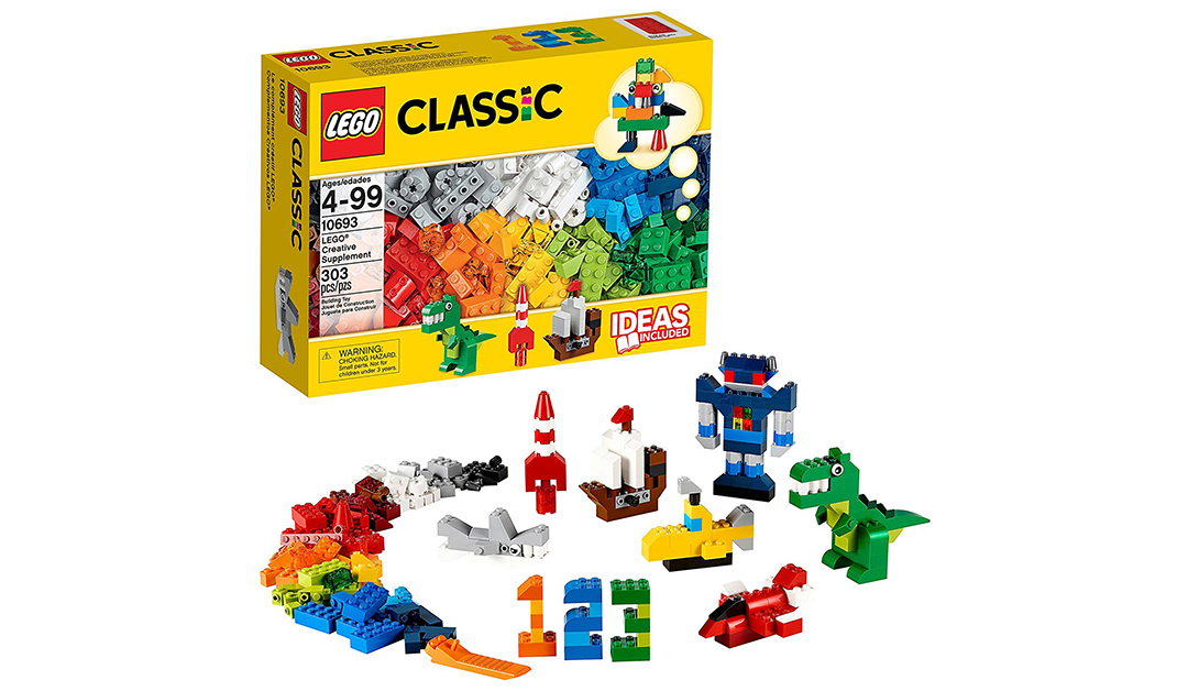 Amazon | BEST PRICE: Lego Classic Creative Set