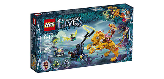 Amazon | BEST PRICE: Lego Elves Azari & The Fire Lion Capture Building Kit