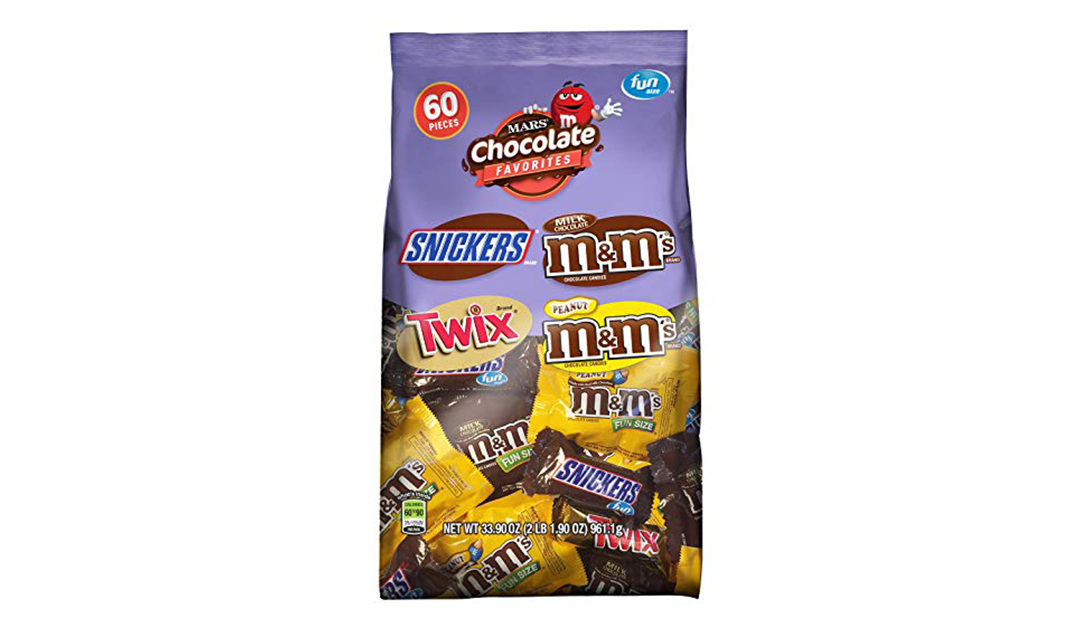 Amazon | BEST PRICE + SUBSCRIBE & SAVE: Snickers, M&Ms and Twix