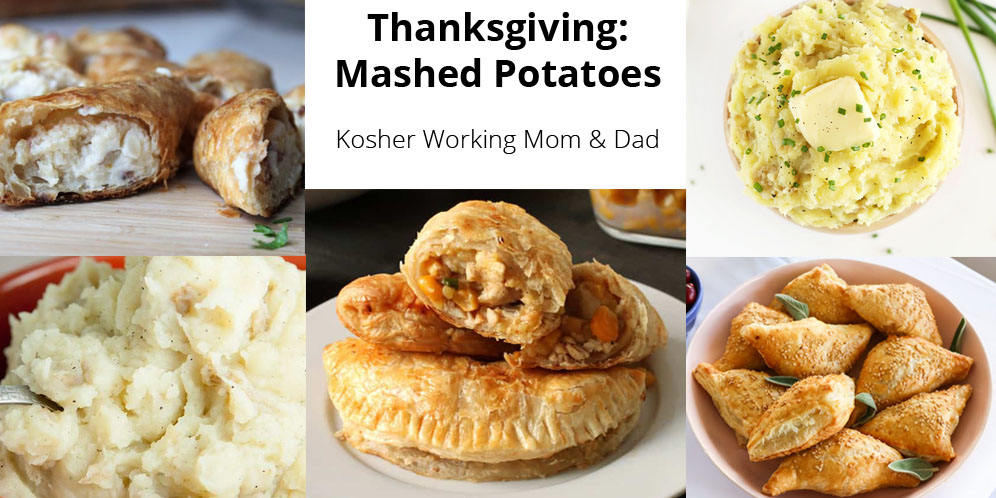 Menu Planning: Pareve Mashed Potato Recipes