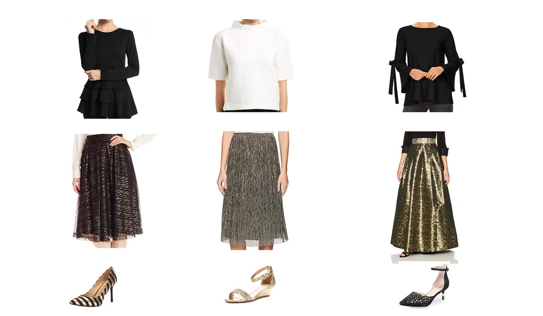 Amazon | Outfit Ideas that Sparkle in Gold