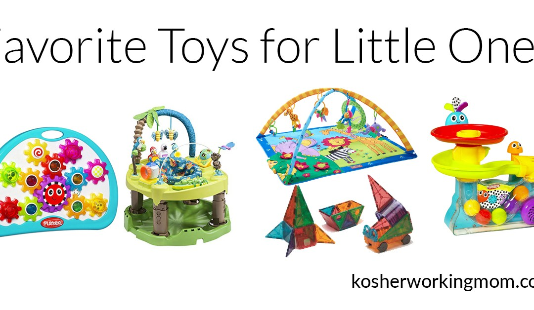 Our Top 5 Favorite Entertainment Items for Babies & Toddlers