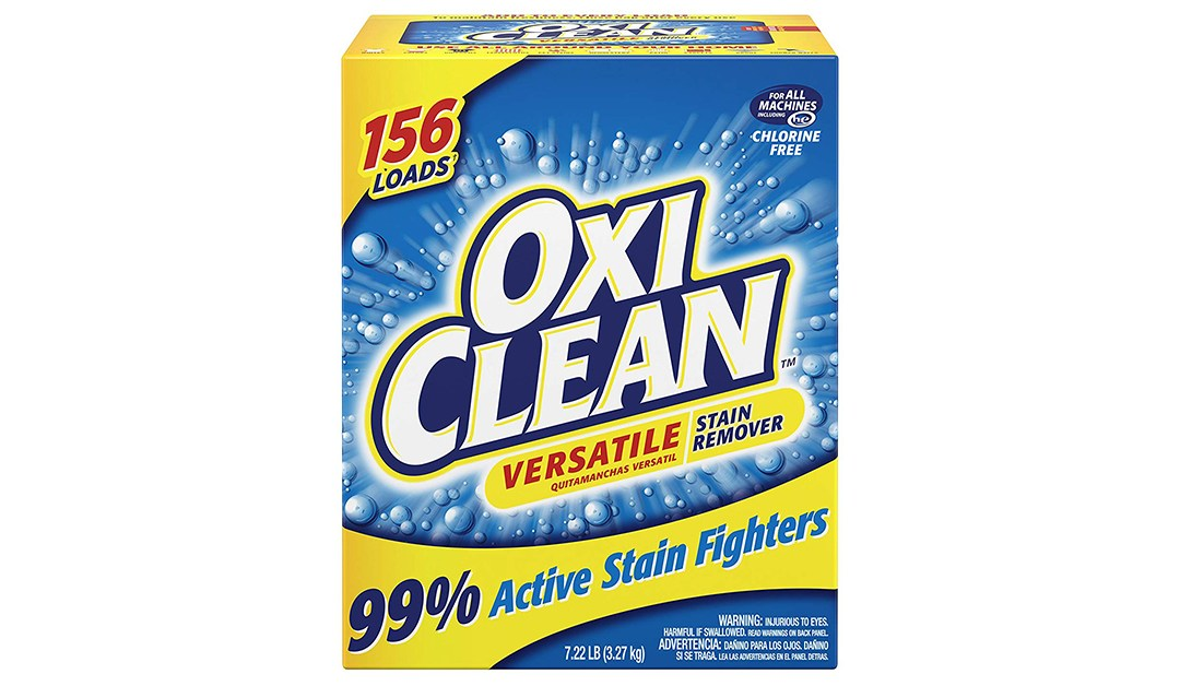Amazon   BEST PRICE + COUPON: OxiClean Versatile Stain Cleaner