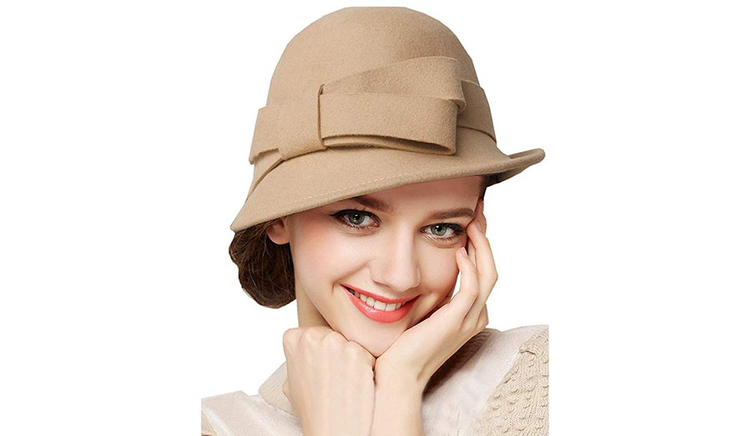 Amazon | Discount on Bellady Cloche Hat
