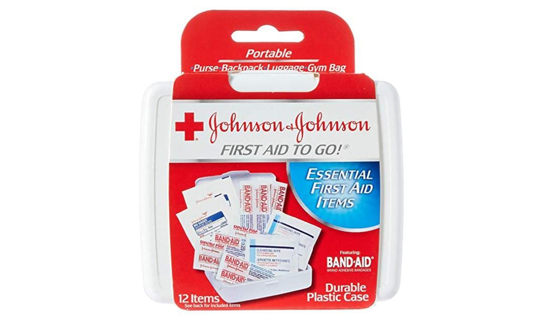 Amazon | BEST DEAL: First Aid Kit Under $1