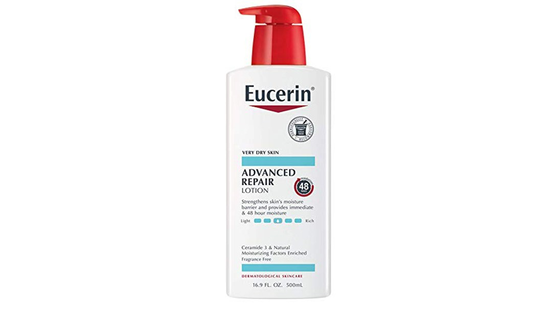 Amazon | BEST PRICE + COUPON + ADD-ON + SUBSCRIBE & SAVE: Eucerin Advanced Dry Skin Repair Lotion