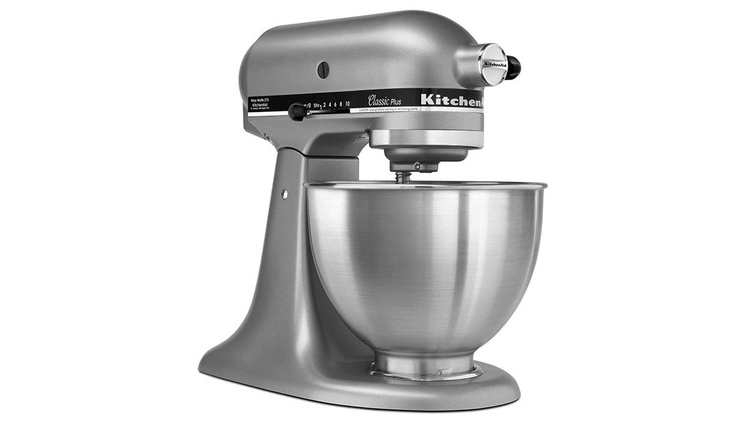 Amazon | BEST PRICE: Kitchen Aid 4.5 Qt Stand Mixer