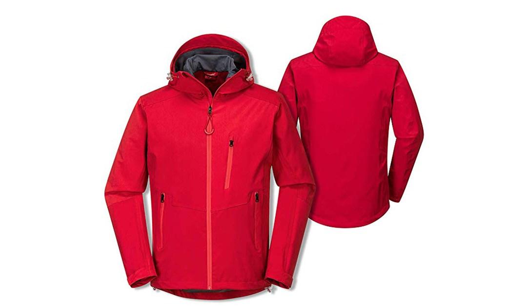 Amazon | BEST PRICE:  Men's Soft Shell Jacket