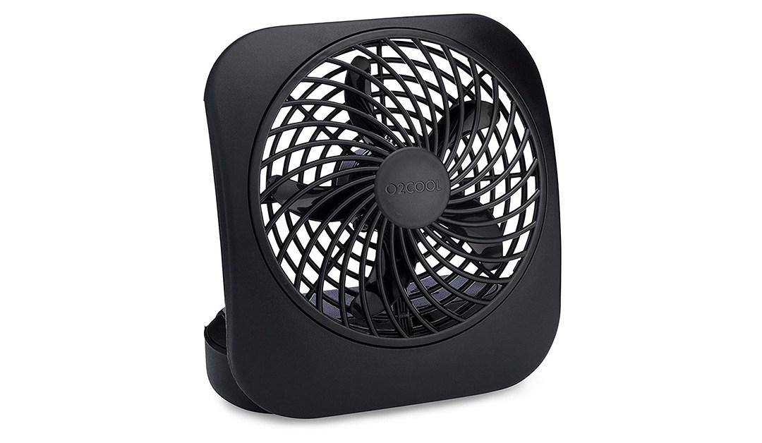 Amazon | GREAT DEAL: O2COOL Fan