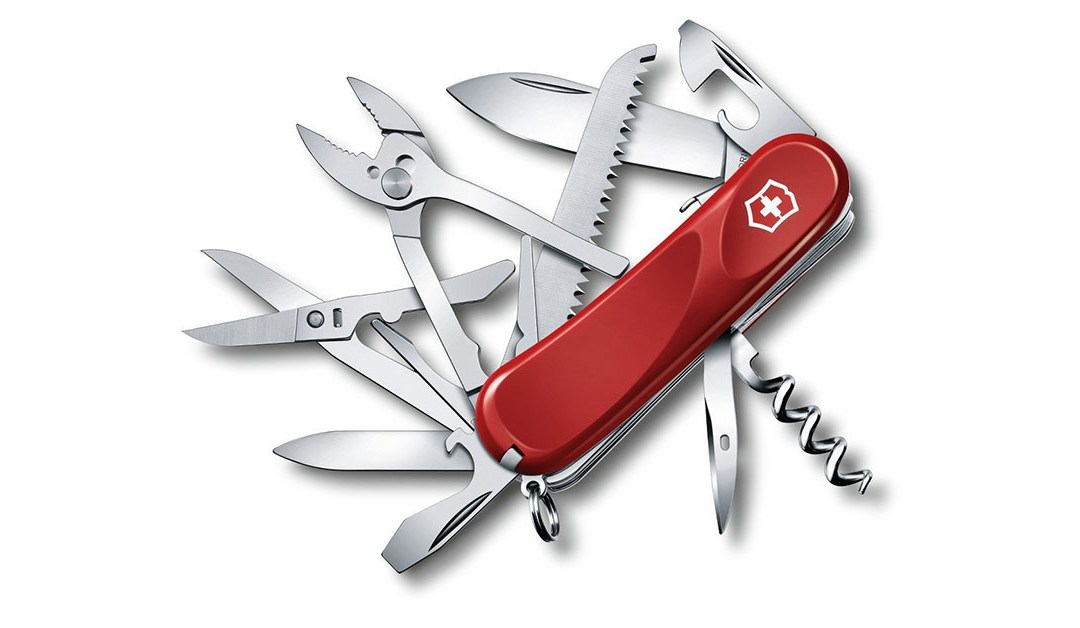 Amazon | BEST PRICE: Swiss Army Knife
