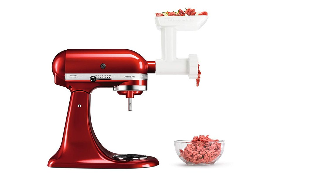 Amazon | GOOD DEAL: Kitchenaid Food Grinder Attachment