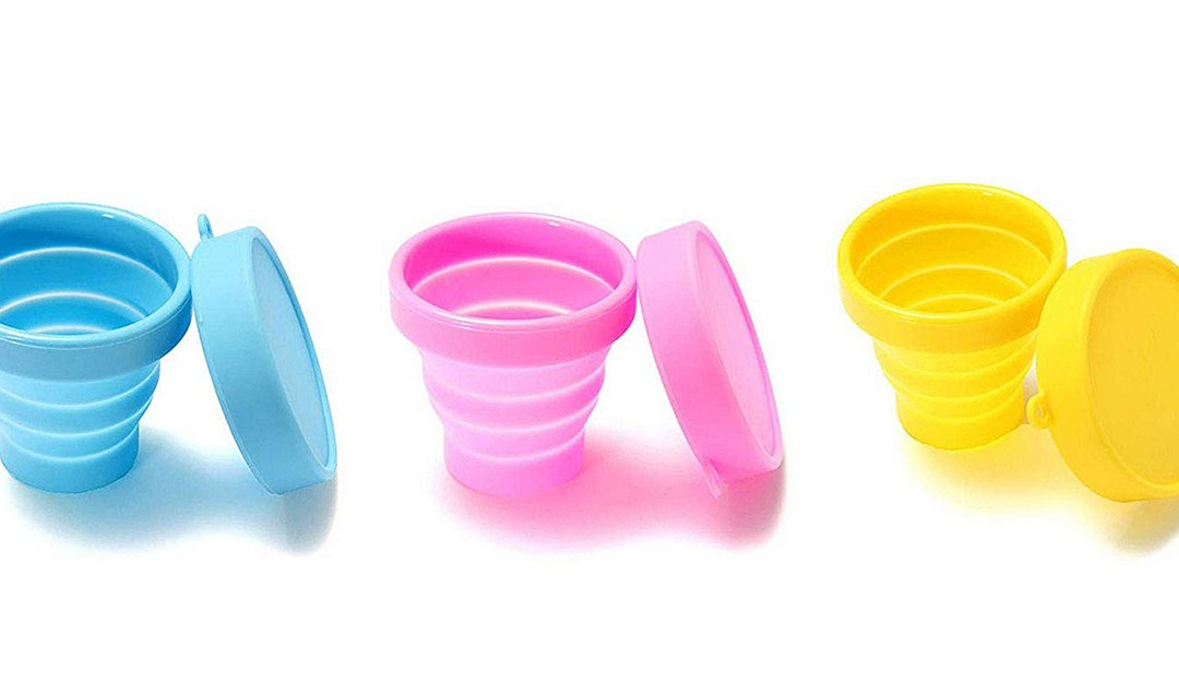 Amazon   BEST PRICE: 3-Pack Collapsible Cup