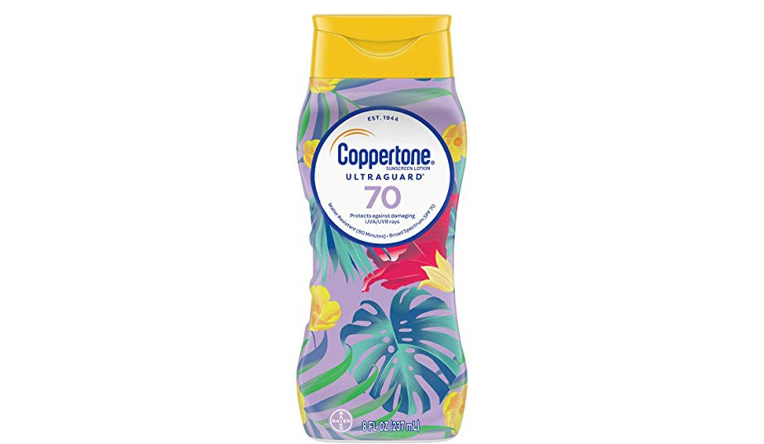 Amazon | BEST PRICE + SUBSCRIBE & SAVE + COUPON: Coppertone Ultraguard 70 SPF Sunscreen