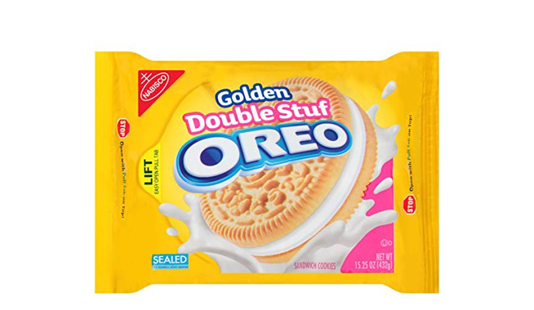 Amazon | BEST PRICE + SUSCRIBE & SAVE: Golden Double Stuffed Oreos
