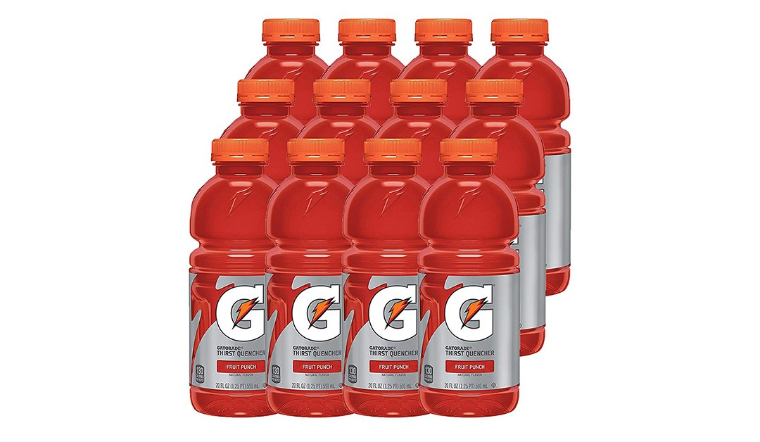Amazon | BEST PRICE + SUBSCRIBE & SAVE + COUPON: Gatorade Products