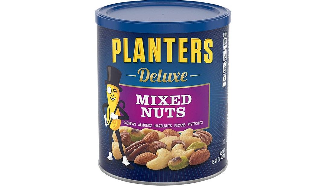 Amazon | LIGHTNING DEAL: Planter's Mixed Nuts