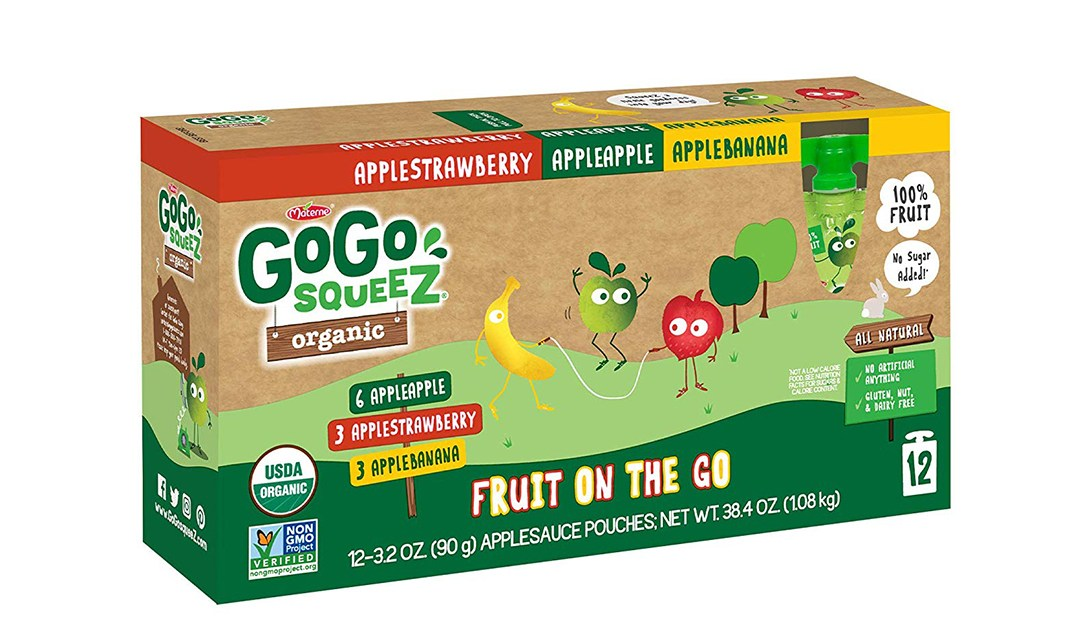 Amazon | BEST PRICE + SUBSCRIBE & SAVE: GoGo Squeezers