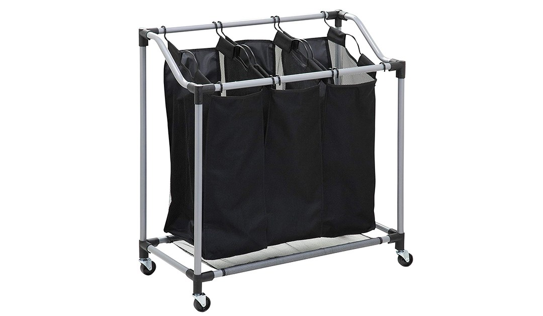 Amazon | BEST PRICE: Honey-can-do Mesh Laundry Organizer