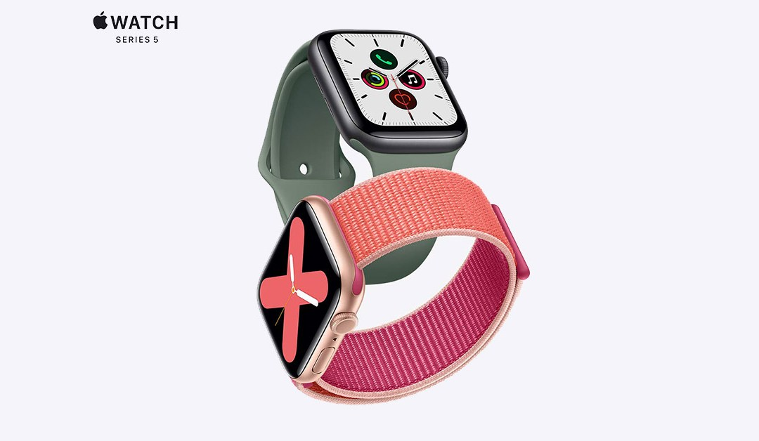 Amazon | BEST PRICE: Pre-order Apple Series 5 Watch