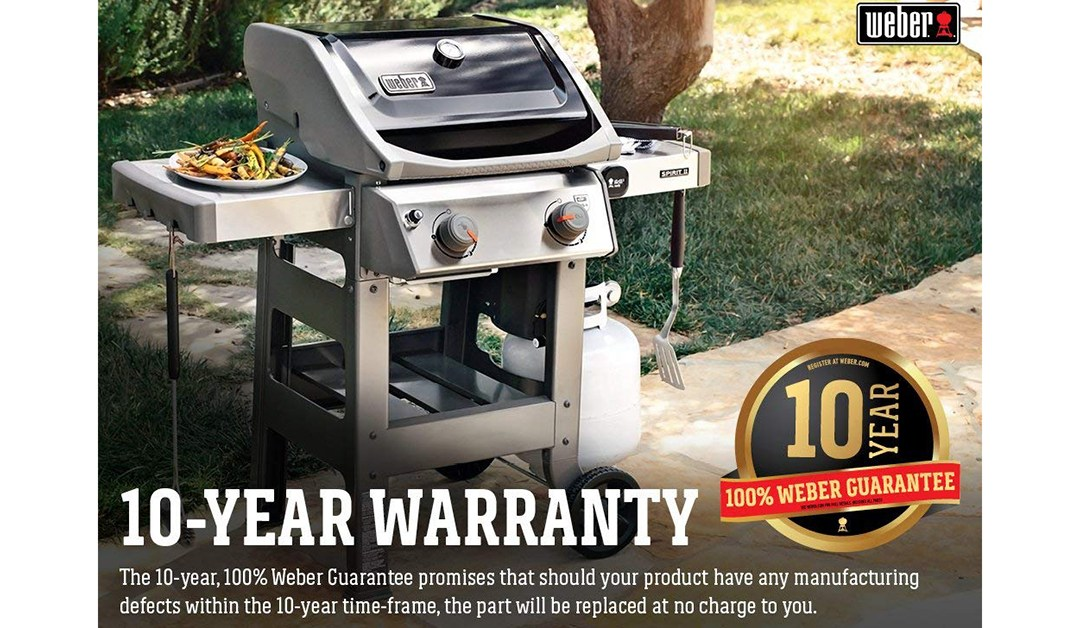 Amazon | BEST PRICE: Weber 2-Burner Grill