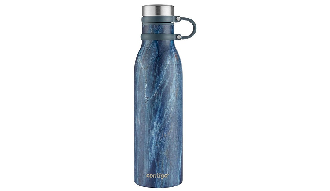Amazon | BEST PRICE: Contigo Couture Vacuum-Insulated Stainless Steel Water Bottle