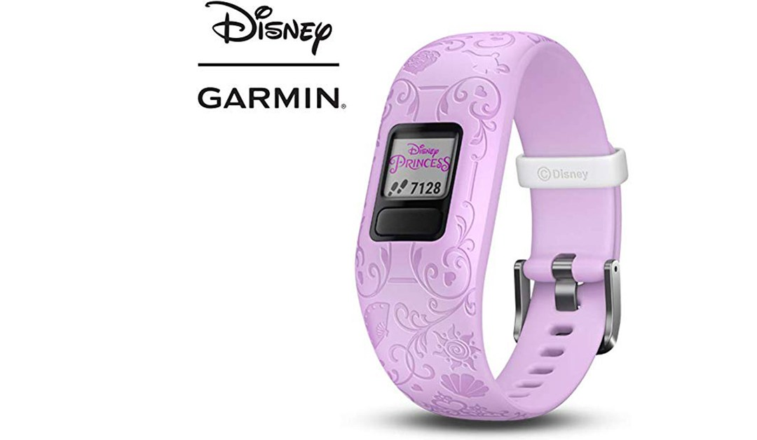 Amazon | BEST PRICE: Garmin Disney Kids Fitness Tracker