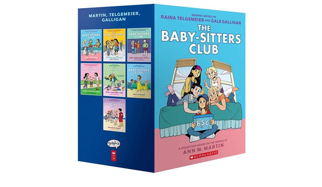 Amazon | BEST PRICE: Babysitter Club Graphic Novel Collection