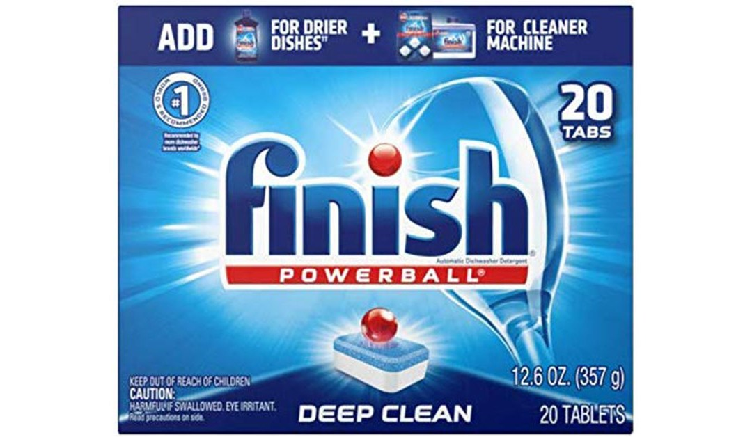Amazon | BEST PRICE + SUBSCRIBE & SAVE: Finish Powerball Tabs
