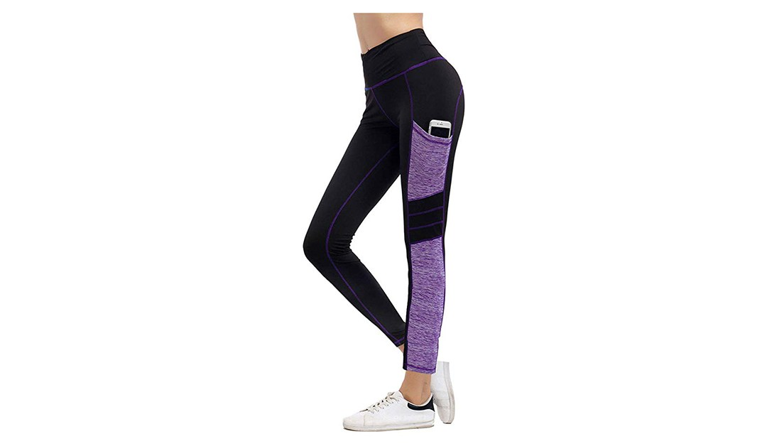 Amazon | COUPON + BEST PRICE: Yoga Pants 👖 with a Pocket