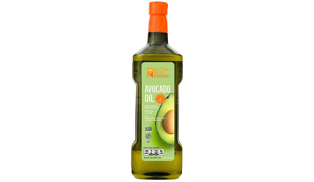 Amazon | BEST PRICE + SUBSCRIBE & SAVE: Better Body Foods Avocado Oil