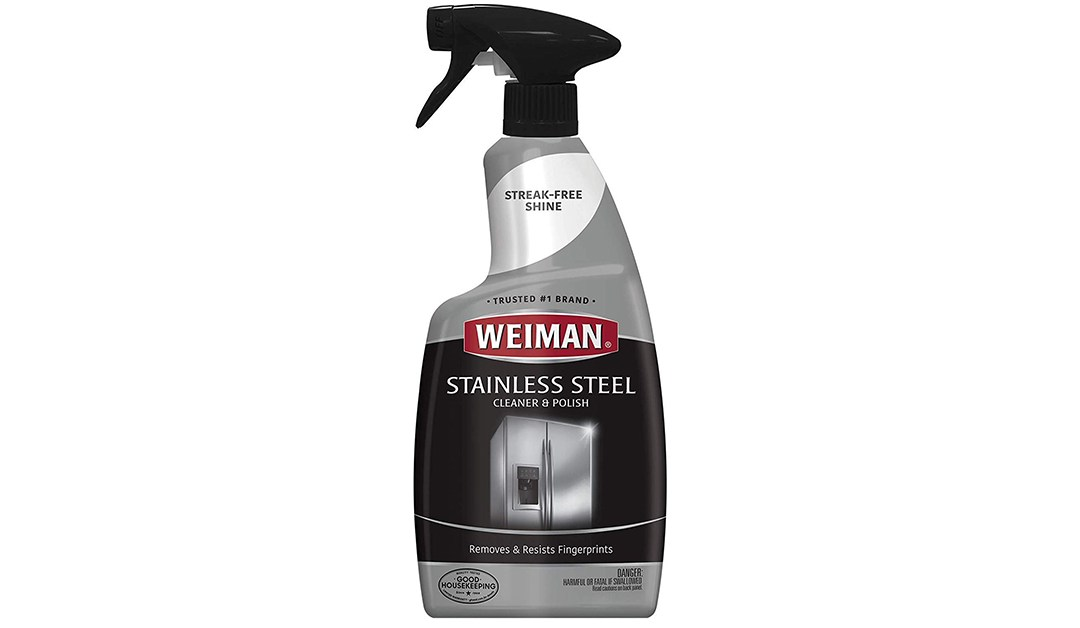 Amazon | BEST PRICE: Weiman Stainless Steel Cleaner