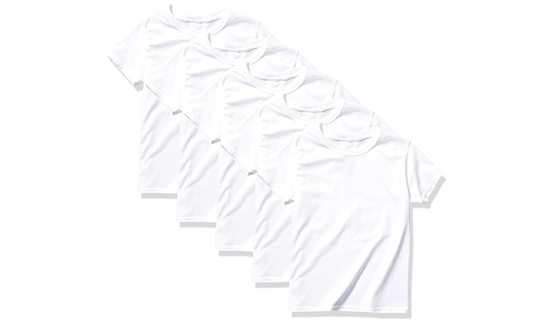 Amazon | GOOD DEAL: Hanes Boys' T-Shirts