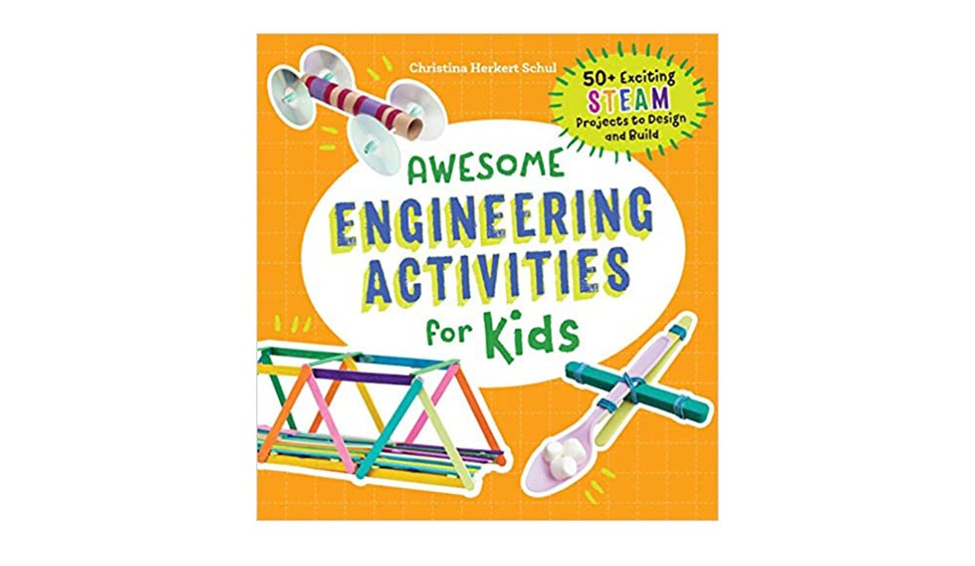 Amazon | BEST PRICE: Awesome Engineering Activities for Kids: 50+ Exciting STEAM Projects to Design and Build (Awesome STEAM Activities for Kids)