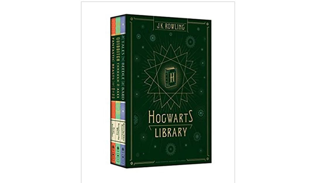 Amazon | BEST PRICE: Harry Potter Hogwarts Library Set