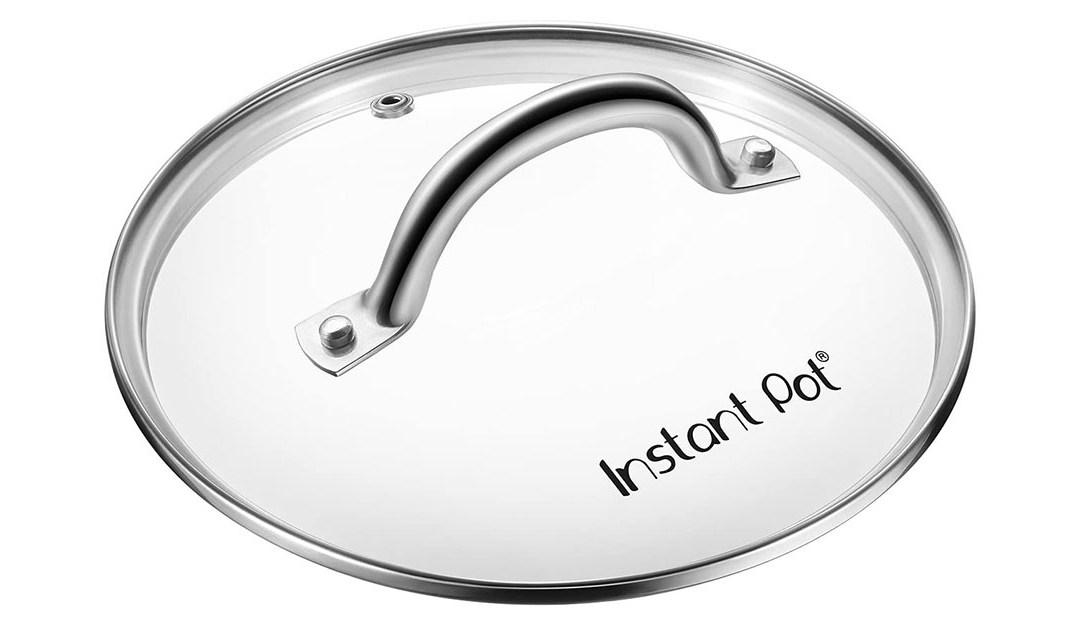 Amazon | BEST PRICE: Instant Pot Glass Top for 6qt Pot