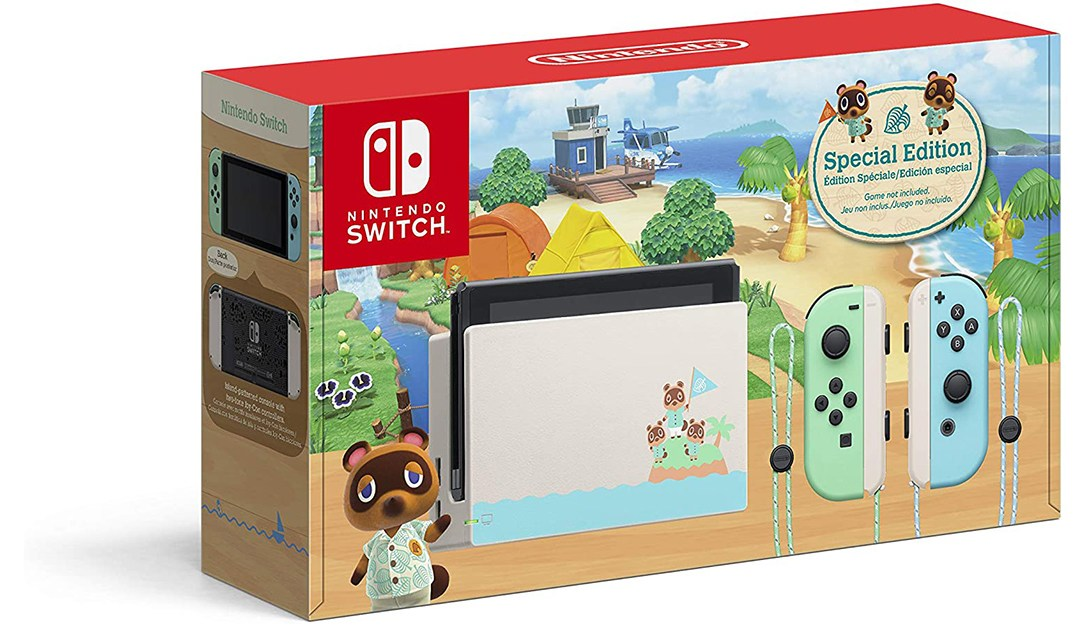 Amazon | BEST PRICE: INSTOCK Nintendo Animal Crossing