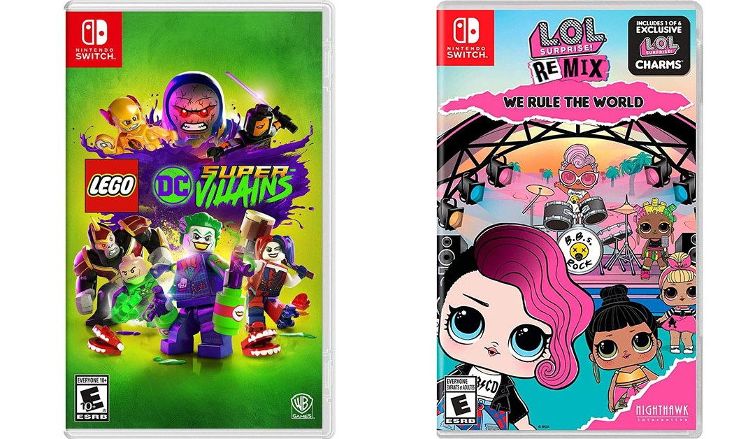 Amazon | BEST PRICE: Nintendo Switch Games