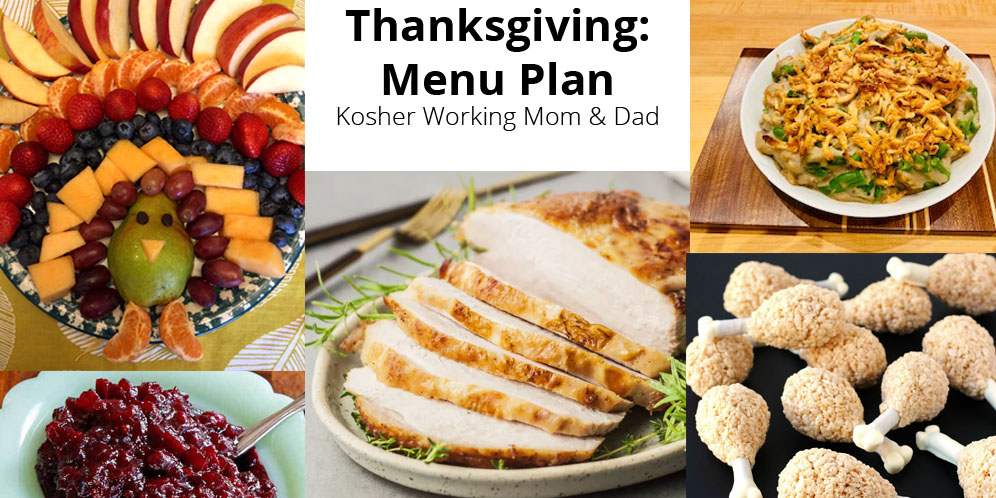 Holiday Menu Planning: Thanksgiving for a Small Group